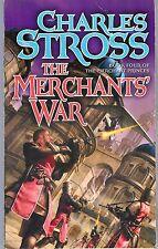Charles Stross - The Merchants' War - 2008 p/b