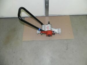"""RIDGID 916 Roll groover #45007, 1-1/4"""" to 6"""" for use with rigid 300"""