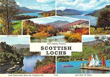 BR89949 scottish lochs loch faskally pitlochry  scotland