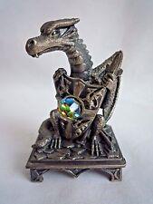 TUDOR MINT MYTH & MAGIC THE DRAGON KNIGHT #CC10 WITH CRYSTAL
