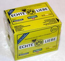 Panini DORTMUND sammelt BVB ECHTE LIEBE 2011 – DISPLAY BOX 50 TÜTEN PACKETS NEU!