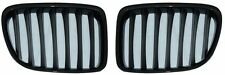 BMW E84 X1 5DR SUV 2009-2014 Front Kidney Grille Glossy Black
