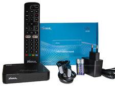 Xsarius Q8 - 4K UHD - Premium TV Media Streamer - Android - IPTV BOX - Google