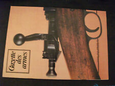** Gazette des armes n°37 Fusil Springfield modèle 1903 / arme blindée aux EU