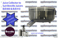 Breville Juice Collector to suit BJE400 BJE410 Juicer Part BJE410/06 NEW GENUINE