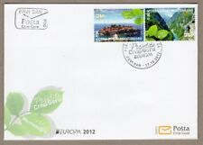 Montenegro 2012 Europa Cept FDC nature ( issued quantity only 500 )
