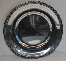 aus Edelstahl 14cm 4x Platzteller rund