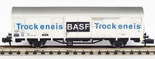 "Arnold HN6243 2-achsiger Kühlwagen Gbs 252-uv ""BASF Trockeneis"" N 1:160 NEU OVP"