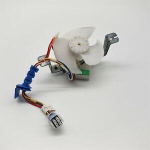 GE Refrigerator Condenser Fan Assembly WR60X24484, WR60X10049, WR60X10209