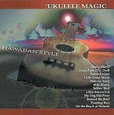 DAMAGED ARTWORK CD : 'Ukulele Magic