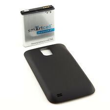 Smart Cell 3800mAh extended battery for Black Galaxy S 2 Hercules T989 T-Mobile