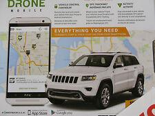 Compustar Drone DR3400 DroneMobile Smartphone Cell Phone Remote Car Starter