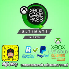 ⚡️🔑 XBOX GAME PASS ULTIMATE 14 JOURS CLÉ [REGION FREE]  !! 🔑🎯