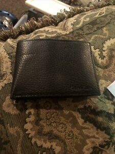 Calvin Klein Leather Black Wallet