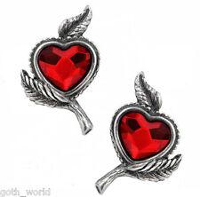 GENUINE Alchemy Gothic Earrings - Loves Blossom | Ladies Fashion Jewellery