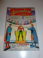 ADVENTURE COMICS Comic - No 316 - Date 01/1964 - DC Comic