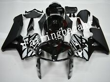 Fit for CBR600RR 2005 2006 Black Silver ABS Injection Mold Bodywork Fairing Kit