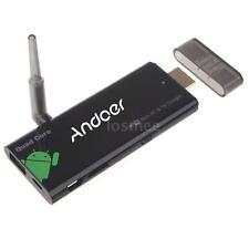CX919 Android 4.4 Quad Core 2GB 16GB Mini PC TV Stick Media HDMI WIFI Bluetooth