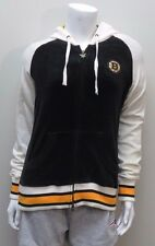 BOSTON BRUINS FLEECE JACKET BY TOUCH and G-III Sports NWT