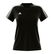 Adidas Tiro 19 Camiseta de Entrenamiento Mujer Negro Blanco