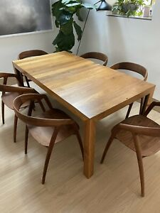 Dinning Table Solid Timber