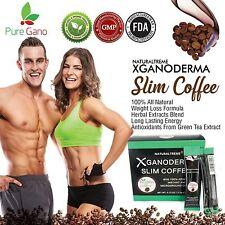 PureGano Ganoderma Slim Coffee Weight Loss 100% Arabica Black Premium Coffee