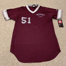 VTG Weymouth Baseball League Jersey Deadstock NWT New Mens Large