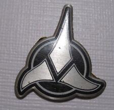 Star Trek logotipo klingons 5 x 7 cm imán nuevo (a55v)