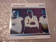"""POLAND""    TANGERINE DREAM    2 LPs   UK   NEAR MINT   FAST SHIPPING"