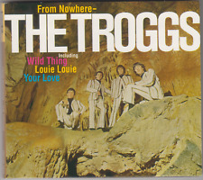 From Nowhere - The Troggs ( Digipak )