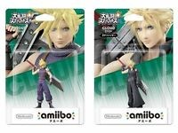 NEW Nintendo 3DS Amiibo Cloud 2P Fighter and Amiibo Cloud Super Smash Bros.JAPAN