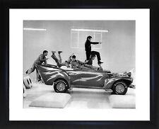 Grease John Travolta and Olivia Newton John Framed Photo CP0190