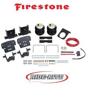 Firestone 2620 Ride Rite Rear Air Bags for 17-21 Ford F250 F350 4WD SRW