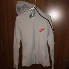 Adidas Detroit Red Wings Hoodie Sweatshirt NHL Rare Small