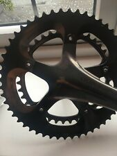 Shimano Dura Ace 7800 Chainset 180mm Used With Brand New Chainrings 52 39