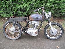 Ducati DM250 Monza 1961 250 Narrow Case Bevel Drive Project Barn Find US Import