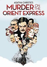 MURDER ON THE ORIENT EXPRESS DVD - SINGLE DISC EDITION - NEW UNOPENED