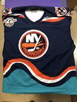 CCM Authentic Center Ice Jersey New York Islanders