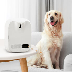WIFI Smart Phone Pet Feeder Camera Dog Cat Automatic Food Dispenser Petkit