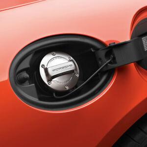 OEM Porsche Aluminum-look Gas Cap For 911 718 Cayenne Panamera Macan 00004400191