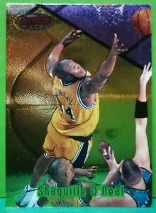 Shaquille O'Neal regular card 1997-98 Topps Bowman's Best #28
