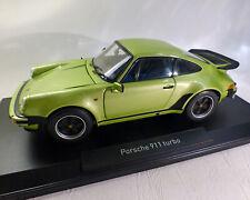 Porsche 911 Turbo 1978 , Gruen-Metallic, 1:18 Norev