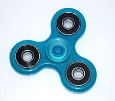 Glow Finger Fidget Spinner Hand Focus Ultimate Spin Steel EDC Bearing Stress Toy