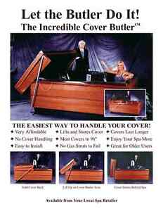 The ONLY authentic  Cover Butler - Spa Cover Lifter - Hot Tub Cover Lift