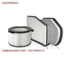 SET POLLENFILTER INNENRAUMFILTER  - PASST FÜR ALLE BMW 7er E65 E66