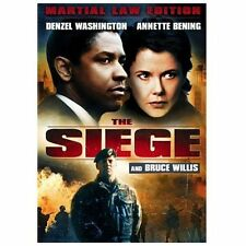 The Siege (DVD, 2007, Martial Law Edition ) W/ SLIPCOVER FREE SHIPPING