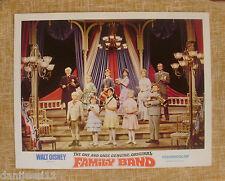 Walt Disney Productions, 1967, Family Band, Lobby Card, Technicolor, Disney