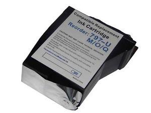 Blue PITNEY BOWES 797 INK CARTRIDGE DM50 DM55 K721 K780002 ** Blue**