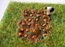(K003) Diorama Kürbisfeld Figur Spur Gauge Trace Z (1:220) pumpkin Patch