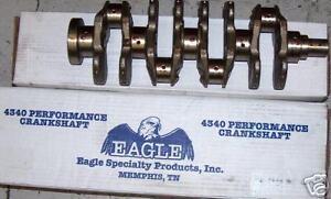 EAGLE STROKER CRANK fits 4G63 Evo 1 & 2 DSM 1G 6 BOLT 100MM 2439375900A6
